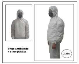 Traje Antifluidos / Bioseguridad
