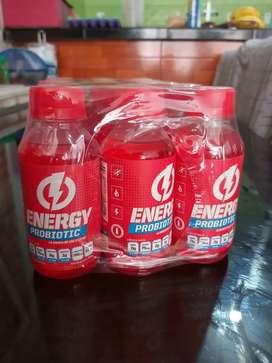 Quemadores Energy Nutrition