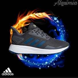 Adidas: Tenis Duramo 9K Unisex. (Para niños)