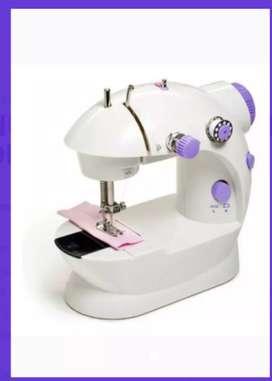 Nueva mini máquina de coser portatil