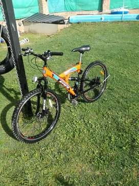 Bicicleta de montaña ,rodado 26