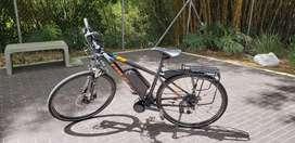 Bicicleta Trek súper potente  1.000 w