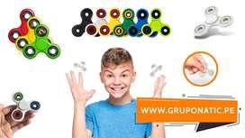 Fidget Spinner Juego 2018 Gruponatic San Miguel