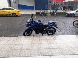Venta de moto Pulsar As 150