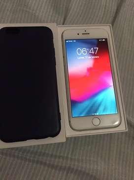 Vendo iphone 6 en buen estado de 16 gb