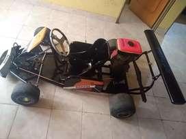 Kart con motor honda 5.0 g 200
