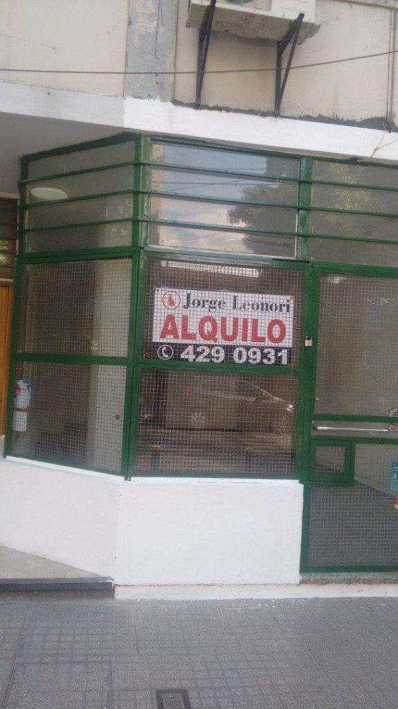 ALQUILER LOCAL COMERCIAL MICROCENTRO 0