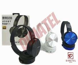 AUDIFONOS BLUETOOTH SONY XB450BT oferta¡!¡1