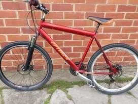 Venta bicicleta rin 26