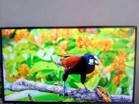 "Televisor kalley Smart tv de 50"" 4k"