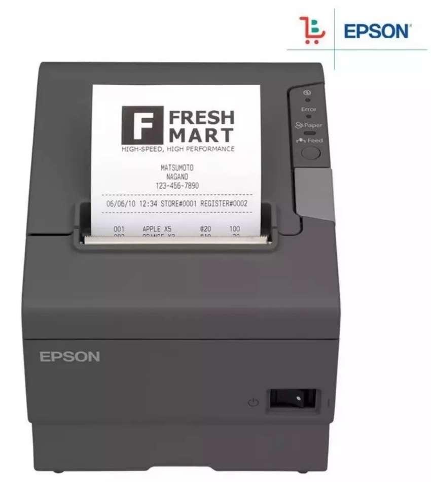 *Ganga* Impresora de recibos térmica Epson 0
