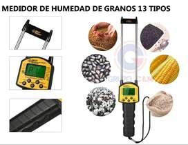 MEDIDOR DE HUMEDAD DE GRANOS 13 TIPOS DE GRANOS AR991
