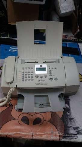 Teléfono fax scaner fotocopiadora