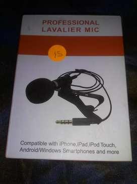 YOUTUBE micrófono profesional para celular