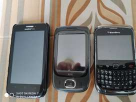 Vendo grupo de celulares para repuestos