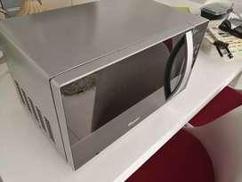 Vendo horno microondas