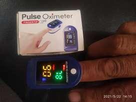 Venta de oxímetros