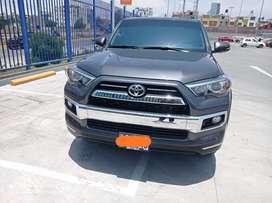 Toyota 4runner Límited Arequipa