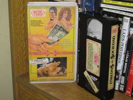 Enredos En Sociedad (Sensations) -  VHS 1988 - Chuck Vincent  -
