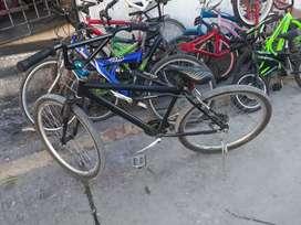 Bicicleta numero 26