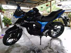 Moto gixxer 150 susuki