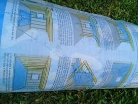 Rollo nylon importado Sueco