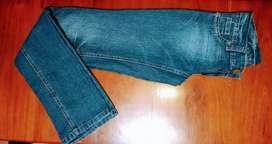 jeans y polleras femeninas,sin uso excelente estado