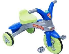 Triciclo Dukaty Niña Niño Infantil
