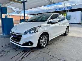 Peugeot 208 full 2017 allure igual a nuevo