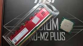 Combo Core i5 8400 Octava Ram Board
