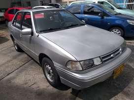 HYUNDAI EXCEL 1994 EN BUEN ESTADO OPORTUNIDAD
