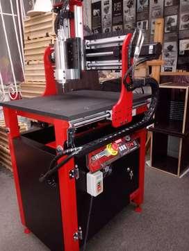 Router CNC Automatización
