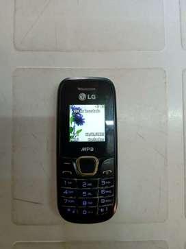 Celular LG liberado sin auris ni cargador
