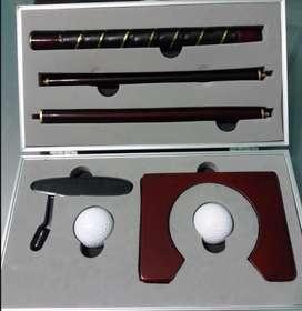 Mini Golf con maletín