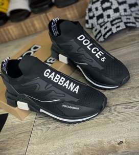 Zapatillas gabbana deportivas de caballero