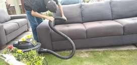 Lavando de juego de muebles colchón Desinfección total a domicilio bacteria y vurus