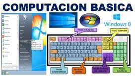 CLASES DE COMPUTACION BASICA DESDE CASA