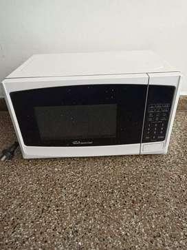 Microondas BGH Quick Chef B120D blanco 20L 220V