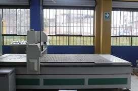RUTEADORA CNC QUICK K45MT