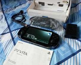 Ps Vita Nueva Original Sony, 8gbs