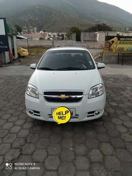 Se vende Chevrolet Aveo Emotion