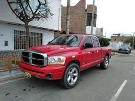 Venta de camioneta DODGE RAM1500