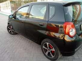 Chevrolet aveo 2011  full sunroof dual glp 5ta generación