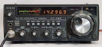 Yaesu FT 707 0