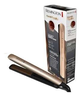 Plancha Remington Keratina Y Aceite De Argán Original