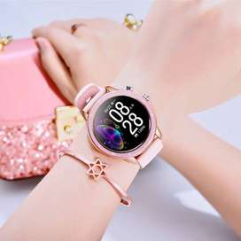 Smart Watch Reloj Inteligente Dama Super Elegante - 0555