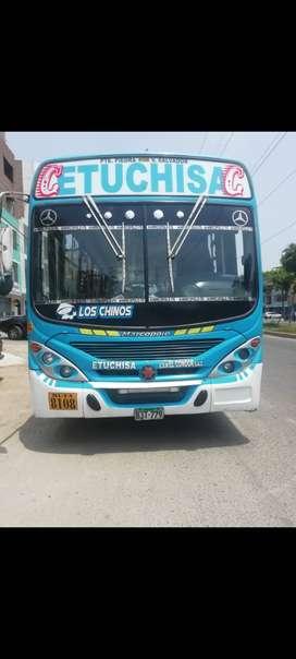 Se vende bus con linea en los chinos