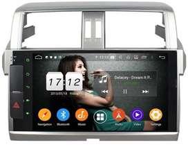 "Radio Android 10-2"" Toyota Prado 2014-2017"