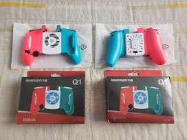 Control free fire game pad con ventilador gatillos joystick y bateria