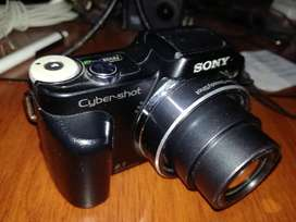Camara Sony Dsc-h3 No Sirve Flash